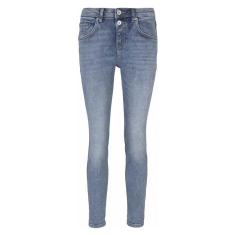 TOM TAILOR Damen New Boyfriend Jeans, braun
