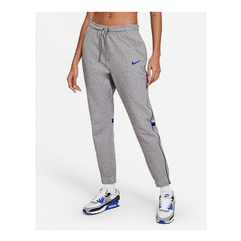 Nike Chelsea FC Strick-Fußballhose für Damen - Anthracite/Heather/Concord - Damen, Anthracite/He