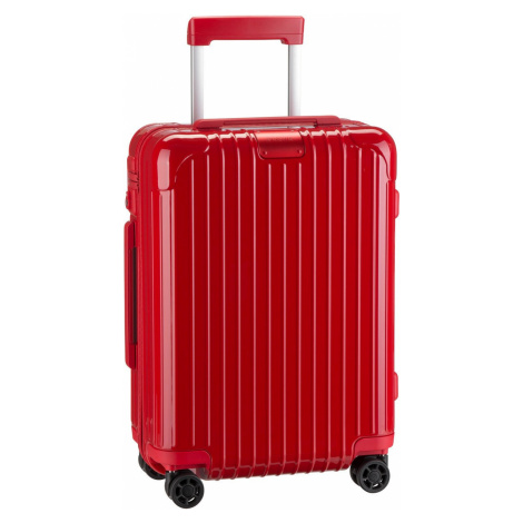 Rimowa Trolley + Koffer Essential Cabin S Red Gloss (34 Liter)