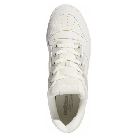 adidas Rivalry Low Core White/ Aluminium/ Grey One