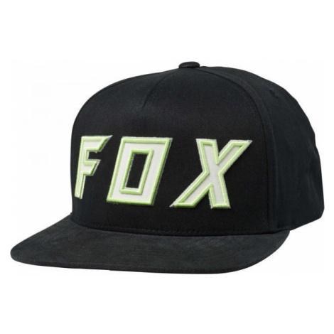 Fox POSESSED SNAPBACK schwarz - Herren Cap