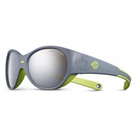 Sonnen Brille Julbo Puzzle Spectron 3+, grey green