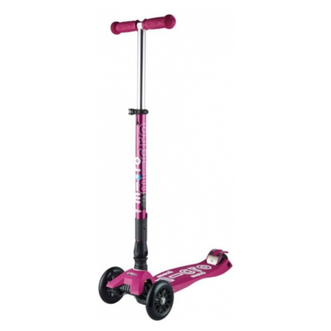 Scooter Maxi Micro Deluxe klappbar - berry red