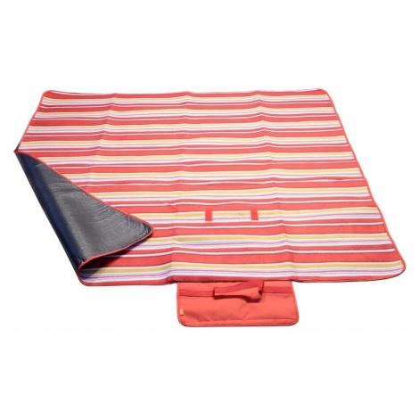 Picknick Decke Cattara FLEECE 150x135cm red