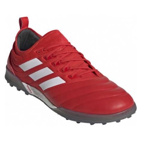 adidas COPA 20.1 TF rot - Fußballschuhe