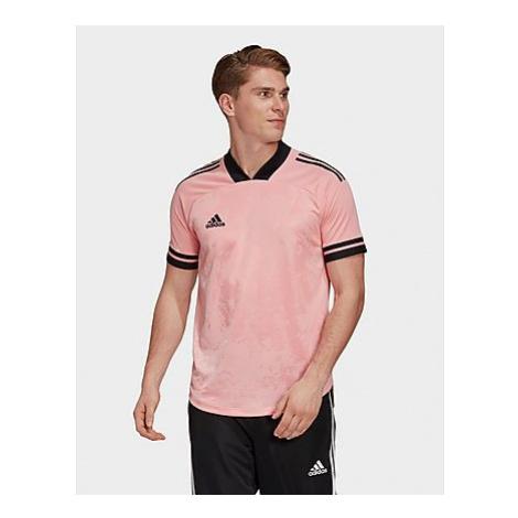 Adidas CONDIVO20 JSY - Glow Pink / Black - Herren, Glow Pink / Black