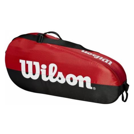 Wilson TEAM 1 COMP SMALL rot - Tennistasche