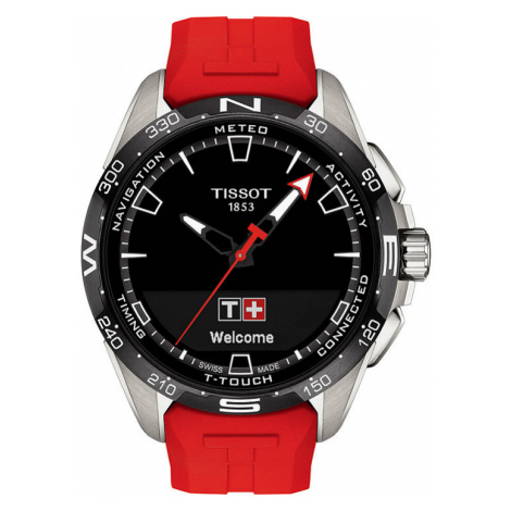 Tissot Hybriduhr Touch Collection T1214204705101