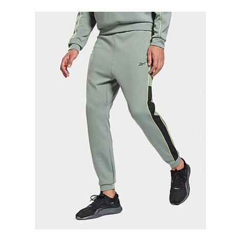 Reebok workout ready doubleknit pants - Harmony Green - Herren, Harmony Green