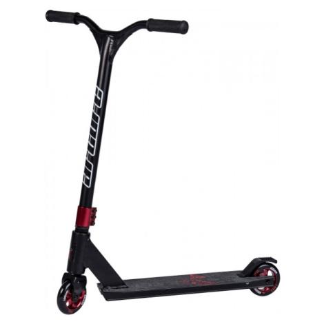 Schwarze fahrräder und roller