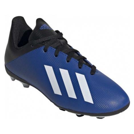 adidas X 19.4 FXG J blau - Junior Fußballschuhe