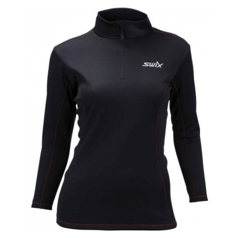 Swix CROSS schwarz - Sport Sweatshirt