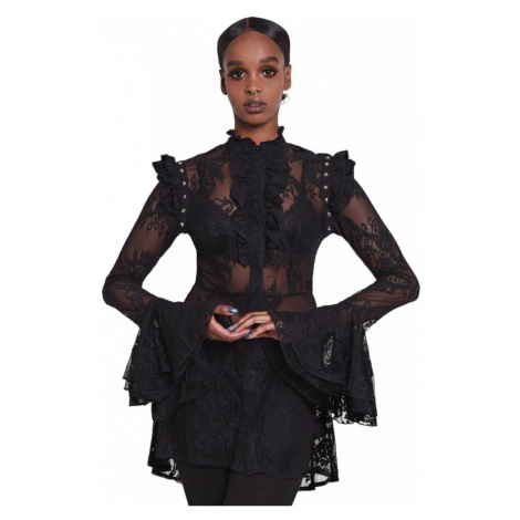T-Shirt Frauen - She's Wicked Lace - KILLSTAR - KSRA001565 XXL