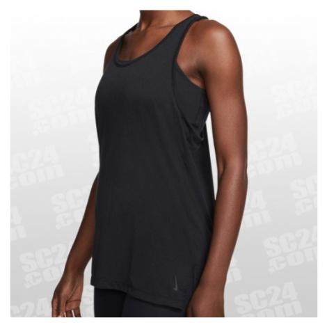 Nike Yoga Layer Tank Women schwarz Größe XS