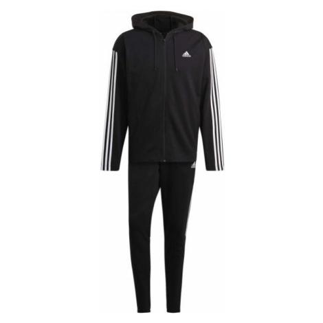 adidas RIB INSERTS TRACKSUIT - Herren Trainingsanzug