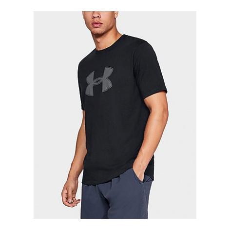 Under Armour T-Shirt mit großem Logo - Black - Herren, Black