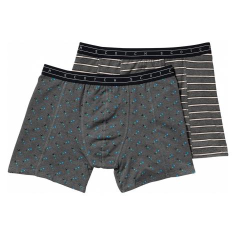 Scotch & Soda 3er-Pack Boxershorts Herren CLASSIC BOXER 160623 Mehrfarbig 0217