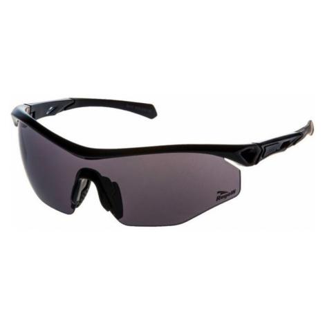Radsport Sport- Brille Rogelli SPIRIT mit austauschbar gläser, black 009.240.