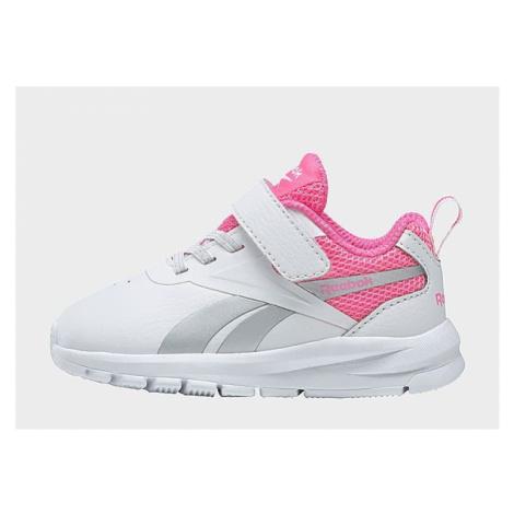 Reebok reebok rush runner 3 shoes - White / Electro Pink / Silver Metallic, White / Electro Pink