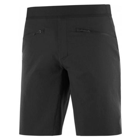 Salomon WAYFARER PULL ON SHORT M schwarz - Herren Shorts