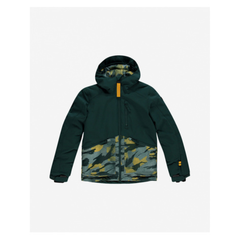 O'Neill Texture Snow Kids Jacket Grün