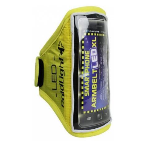 Universal-  Raidlight Smartphone Arm Leinengürtel XL + LED