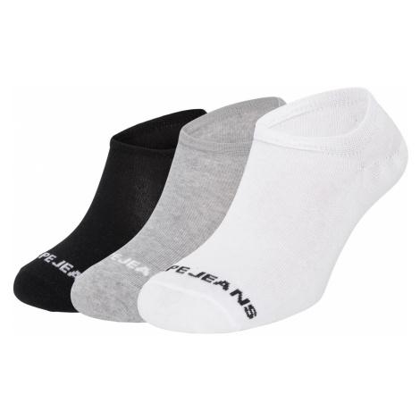 Pepe Jeans Herren Sneaker Socken Bendix 3er Pack