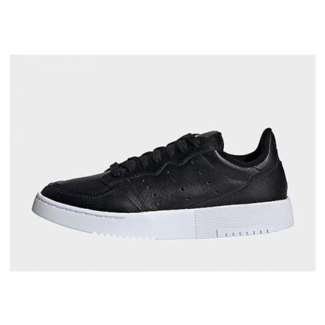 Adidas Originals Supercourt Schuh - Core Black / Core Black / Cloud White, Core Black / Core Bla