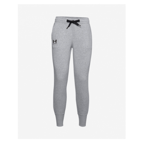 Under Armour Rival Jogginghose Grau