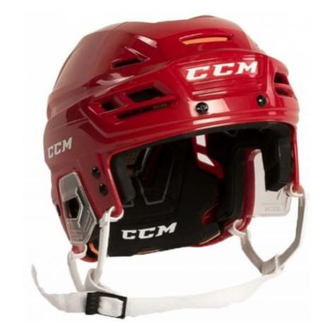 CCM TACKS 710 SR rot - Hockey Helm