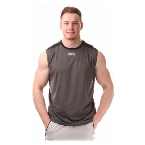 Herren Tank Top/Shirt  joggen Nordblanc NBSMF6168_GRM