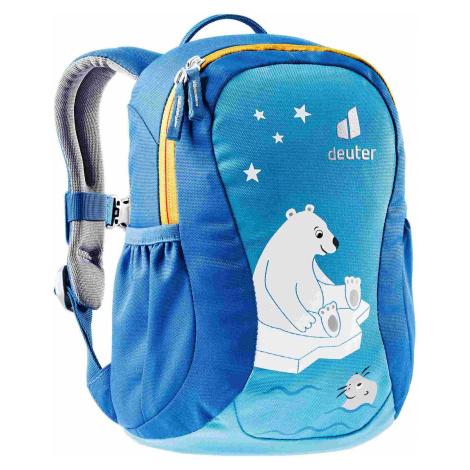 Deuter Pico Kinderrucksack blau