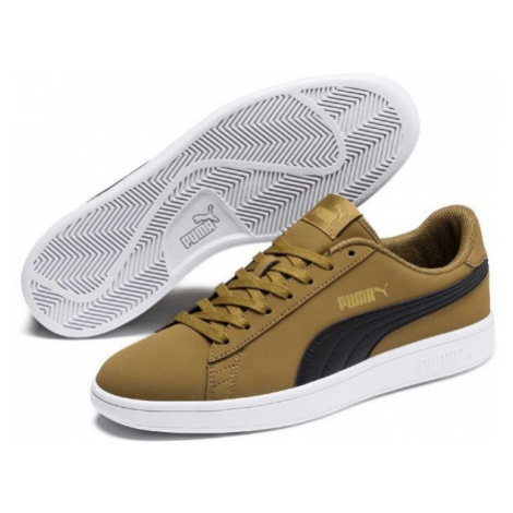 Puma SMASH V2 BUCK grün - Herren Sneaker