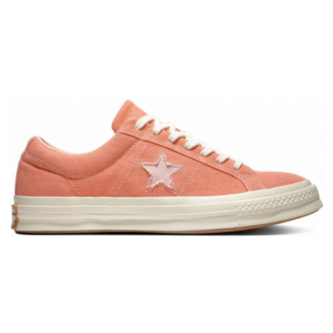 Converse ONE STAR rot - Herren Sneaker