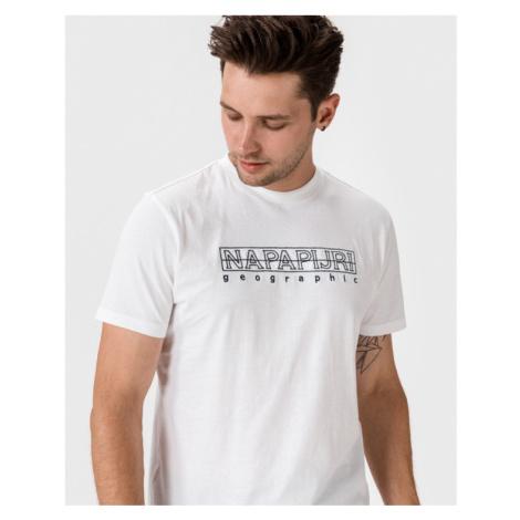 Napapijri Sebel T-Shirt Weiß