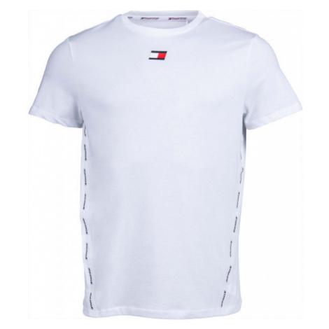 Tommy Hilfiger TAPE TOP weiß - Herrenshirt