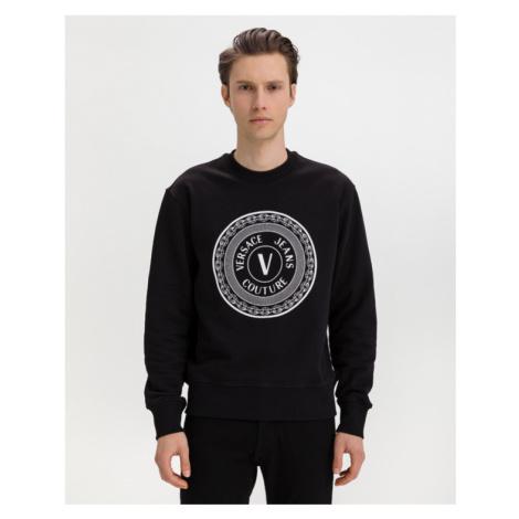 Versace Jeans Couture Light Sweatshirt Schwarz