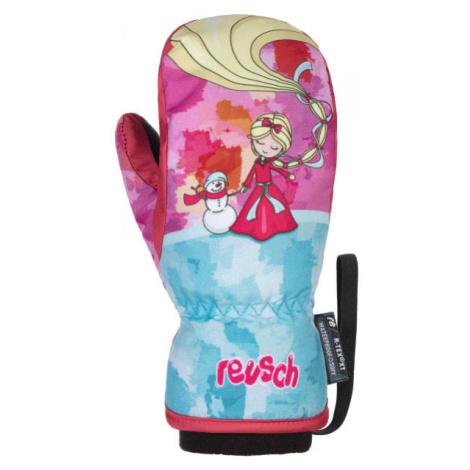 Reusch FRANCI R-TEX XT MITTEN rosa - Kinder Winterhandschuhe