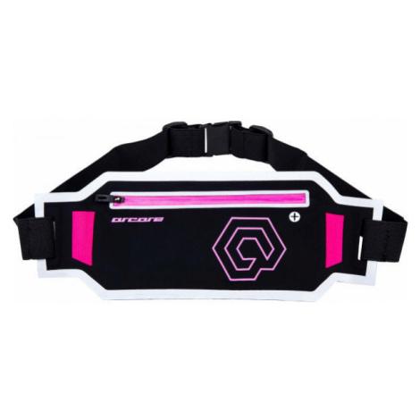 Arcore PULSE rosa - Gürteltasche für Jogger