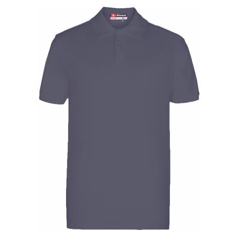 Herren T-Shirts 19406 blue Esotiq & Henderson