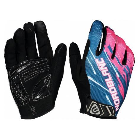 Radsport Handschuhe NORDBLANC Hügel NBWG6362_RUZ