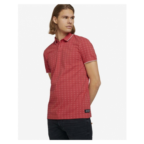 Tom Tailor Denim Poloshirt Rot