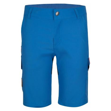 Trollkids Hammerfest Kinder Shorts hellblau