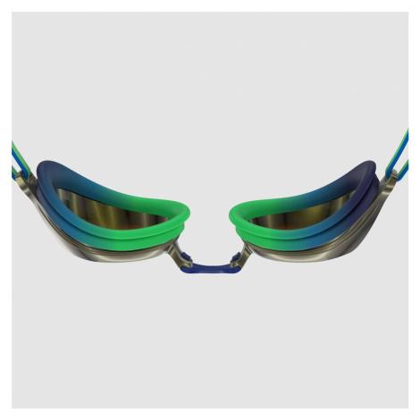 Speedo Vengeance Mirror Junior, Green/Blue/Yellow