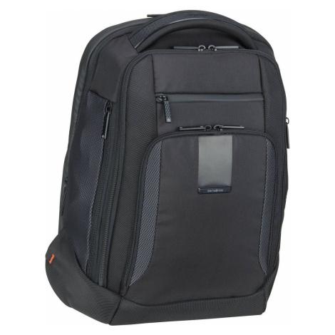 Samsonite Laptoprucksack Cityscape Evo Laptop Backpack 15.6'' Exp Black (23 Liter)