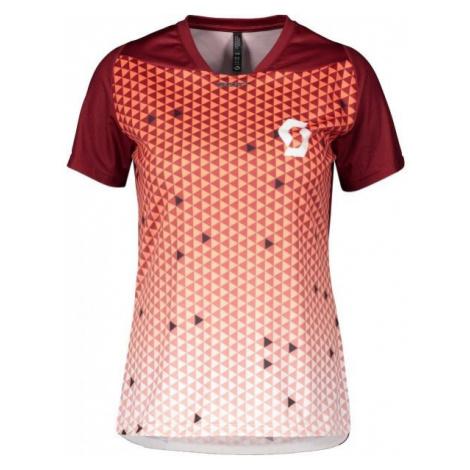 Scott TRAIL VERTIC PRO S/SL W rot - Damen T-Shirt