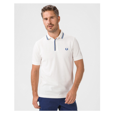 Fred Perry Poloshirt Weiß