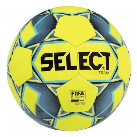 Fußball Ball Select FB Team FIFA Gelb blue Grösse. 5