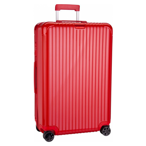 Rimowa Trolley + Koffer Essential Check-In L Red Gloss (85 Liter)