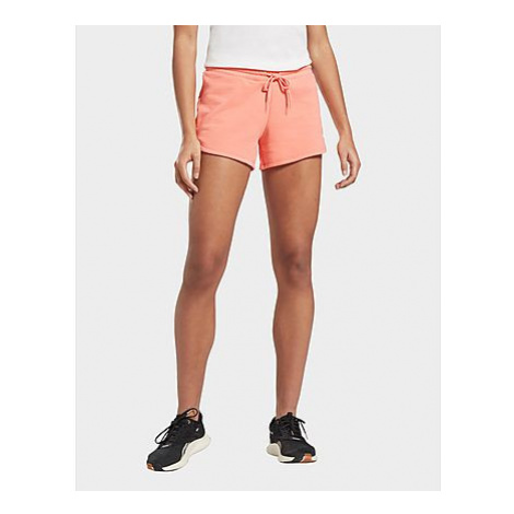 Reebok reebok identity french terry shorts - Twisted Coral - Damen, Twisted Coral